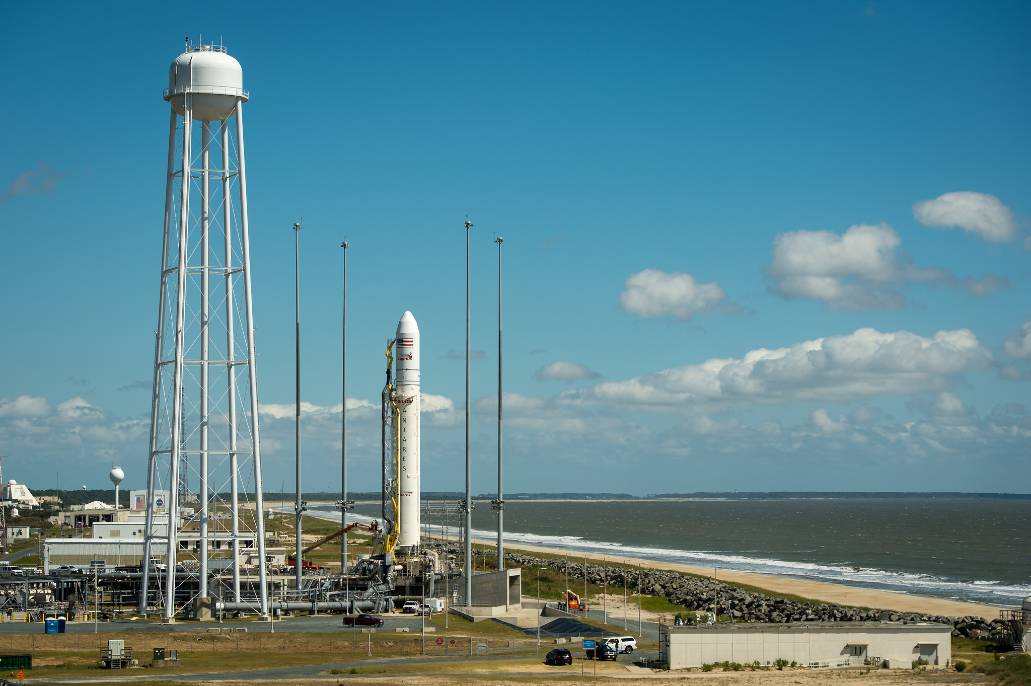 New Private Cygnus Spacecraft Launches to Space Station Today: Watch Live