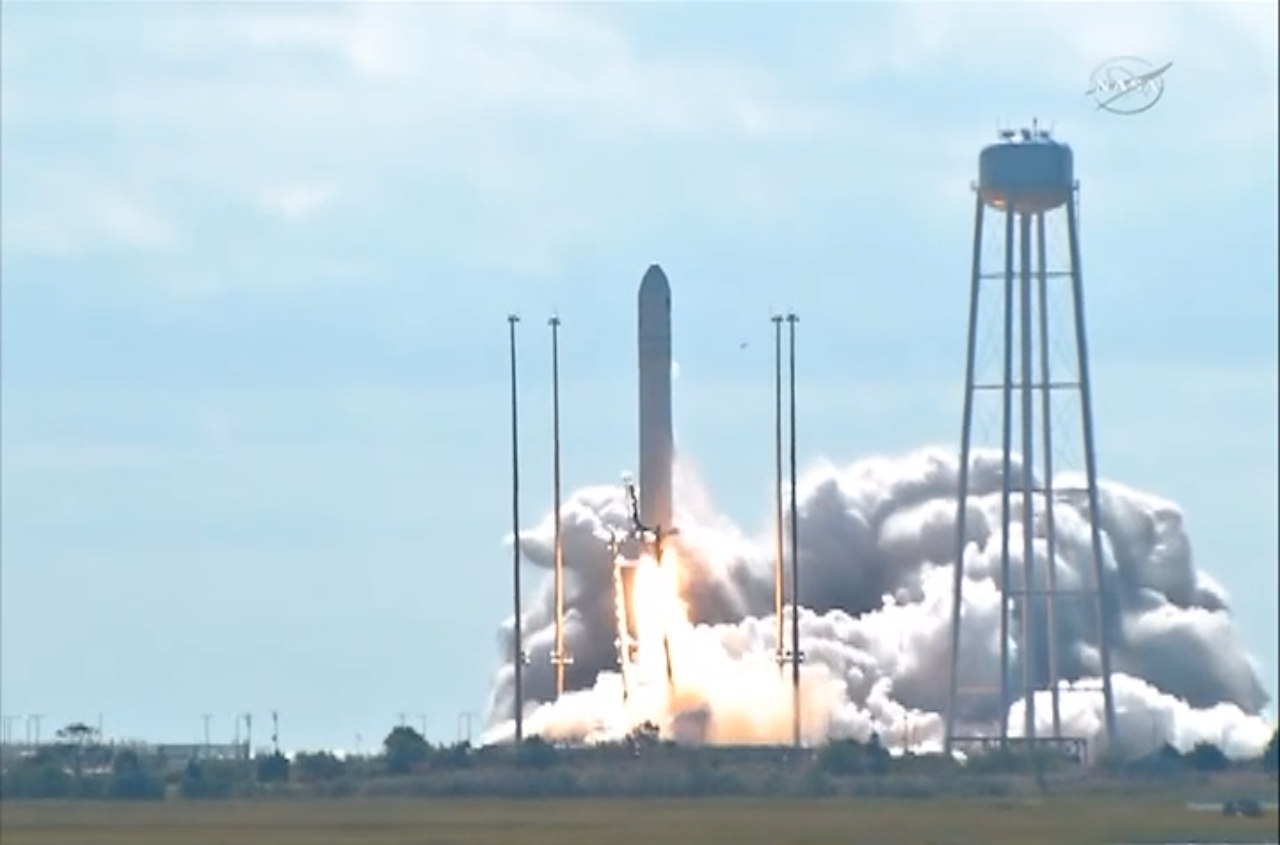 Cygnus Spacecraft Launches Sept. 18, 2013