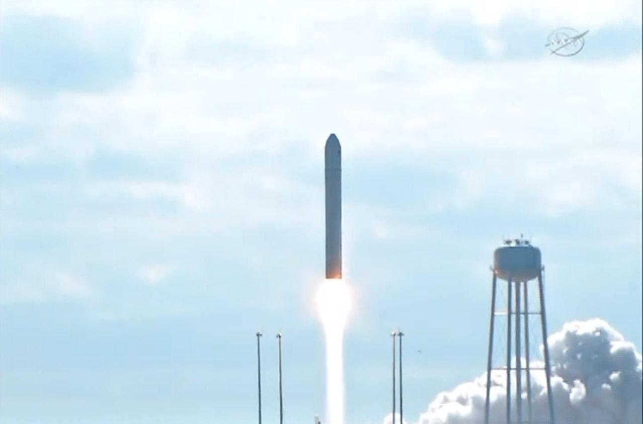 Cygnus Capsule Launches Sept. 18, 2013