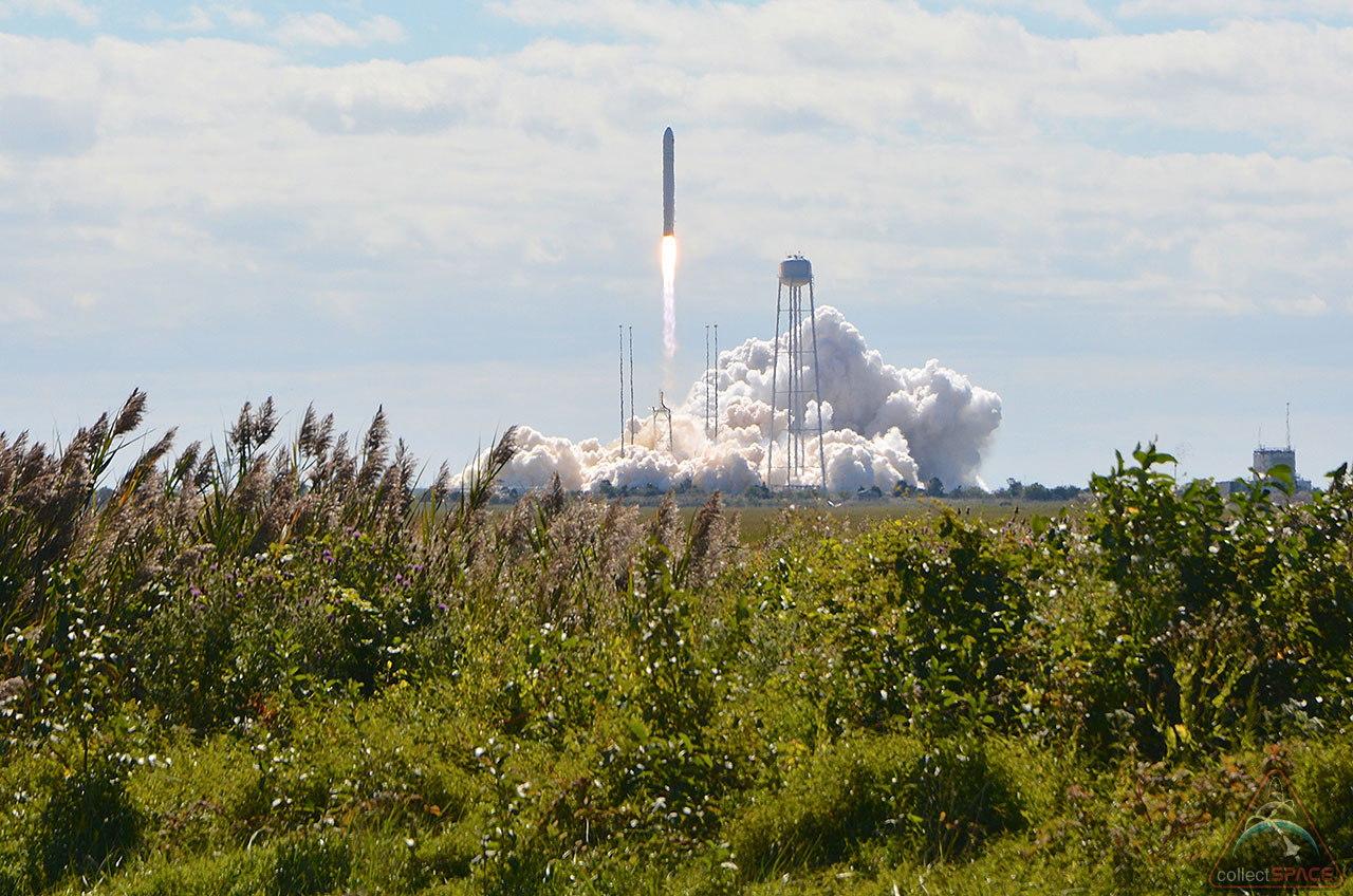 Antares-Cygnus Launch, Sept. 18, 2013