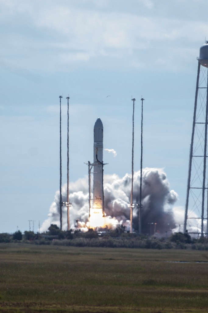Antares Lift-Off