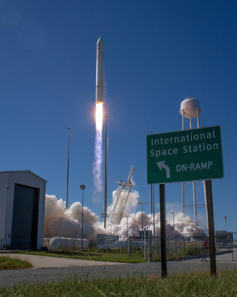 Antares Cygnus Cargo Resupply