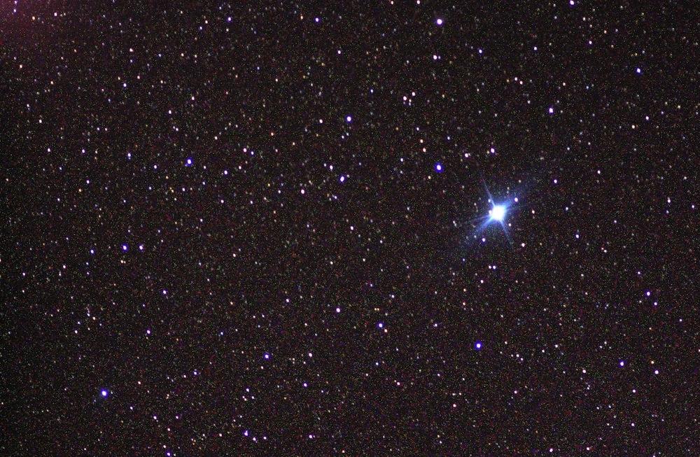 Canopus: Amazingly Bright Star