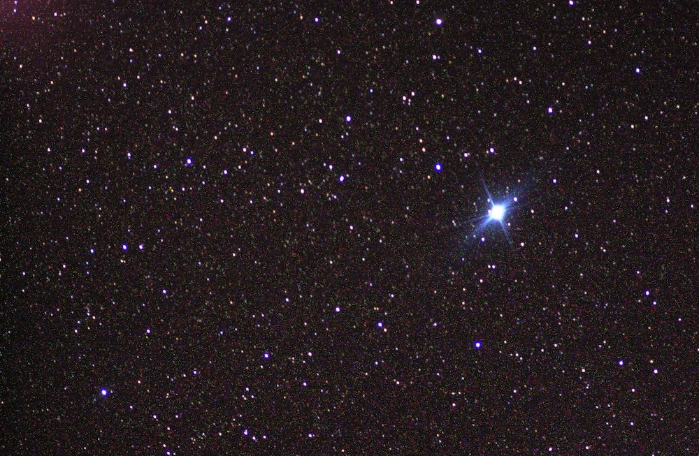 Canopus: Amazingly Bright Star
