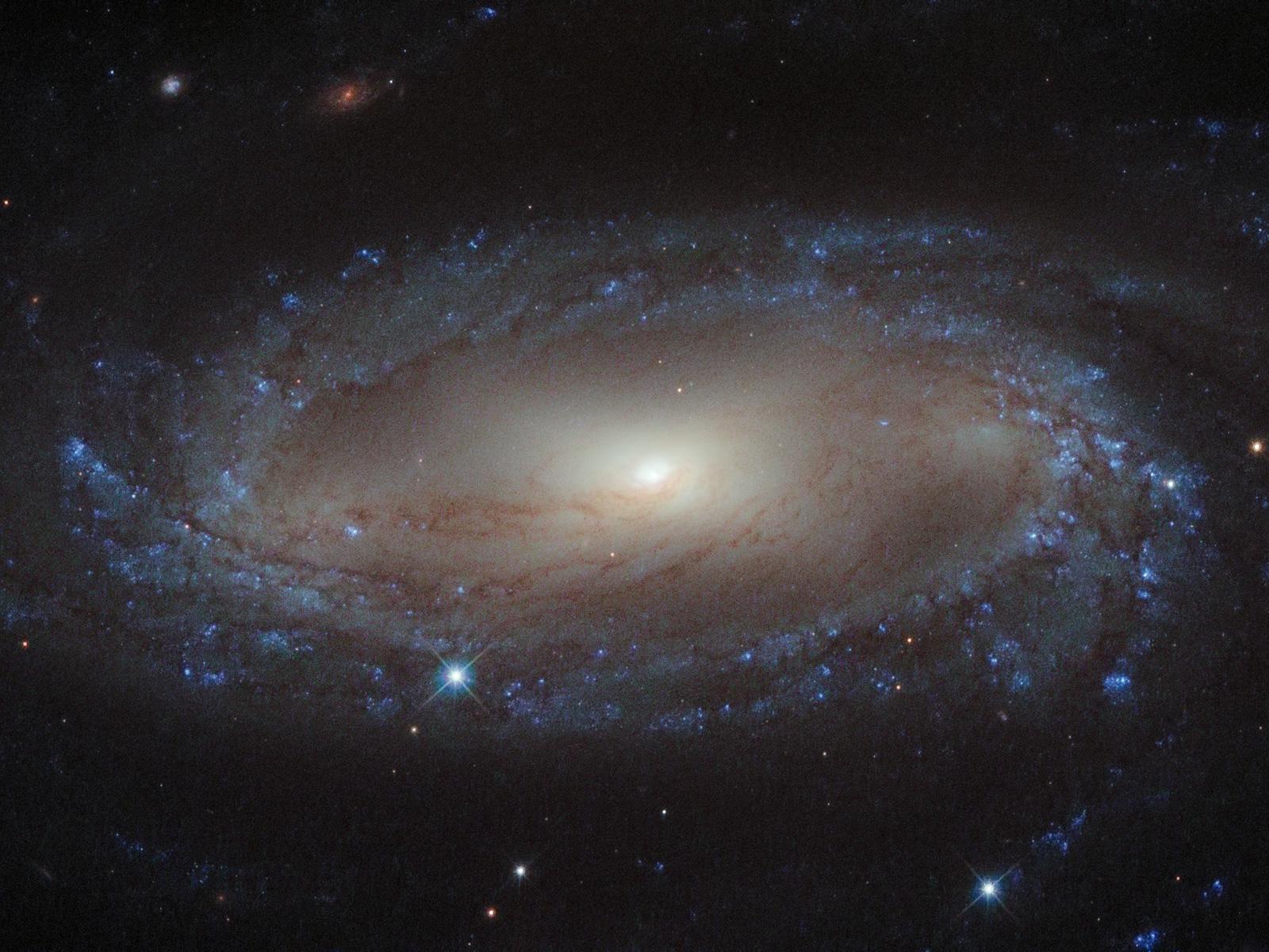 IC 2560 Spiral Galaxy