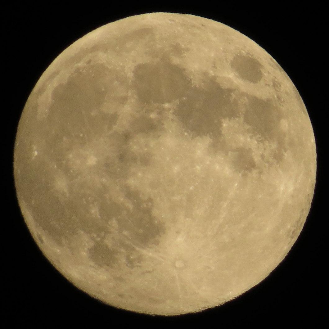 2013 Harvest Moon Over Ohio