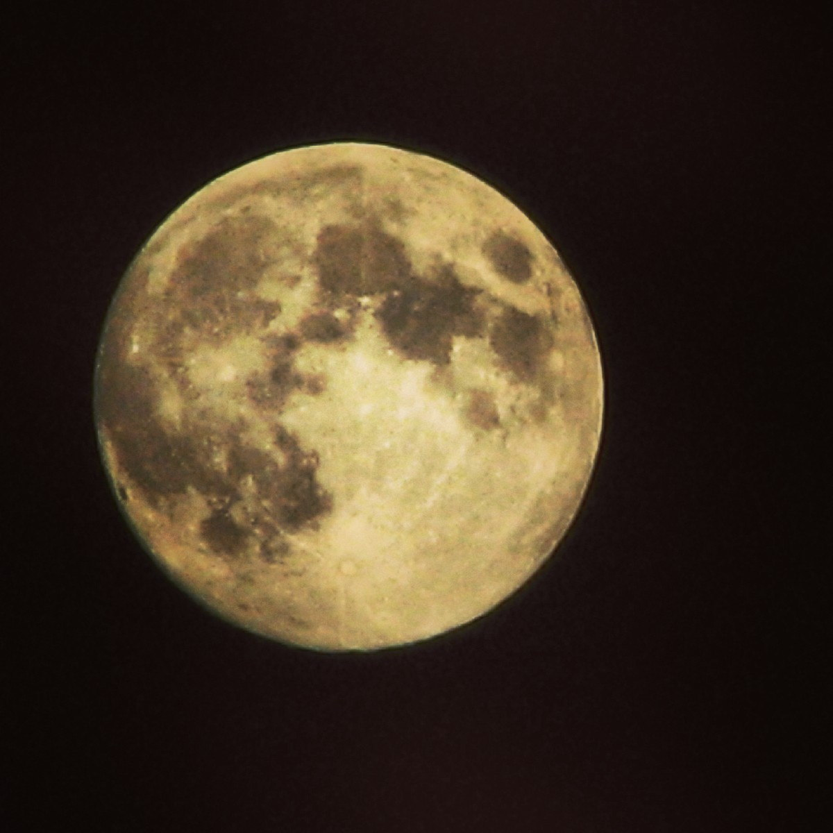 2013 Harvest Moon Over Ontario