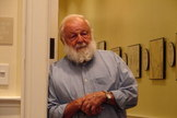 Gerald Johnson, professor emeritus of geology at the College of William and Mary, gave a presentation at the Hampton History Museum in August about the effects of the Chesapeake Bay Crater impact.
