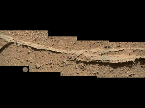 path curiosity rover gale crater - photo #18