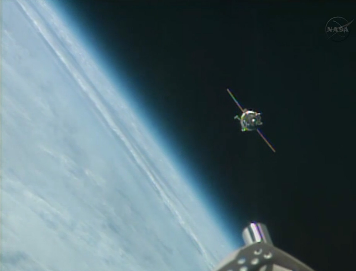 Space Station Photos: Expedition 37 Mission In Orbit