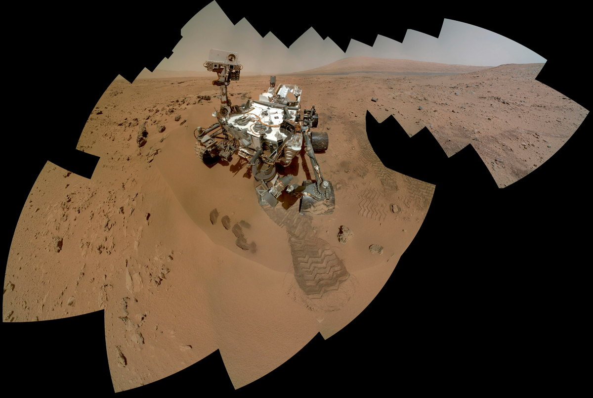 Curiosity Rover Makes Big Water Discovery in Mars Dirt, a 'Wow Moment'
