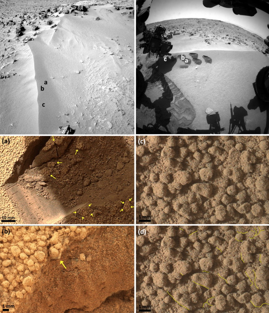 Views of Rocknest Rock Target on Mars