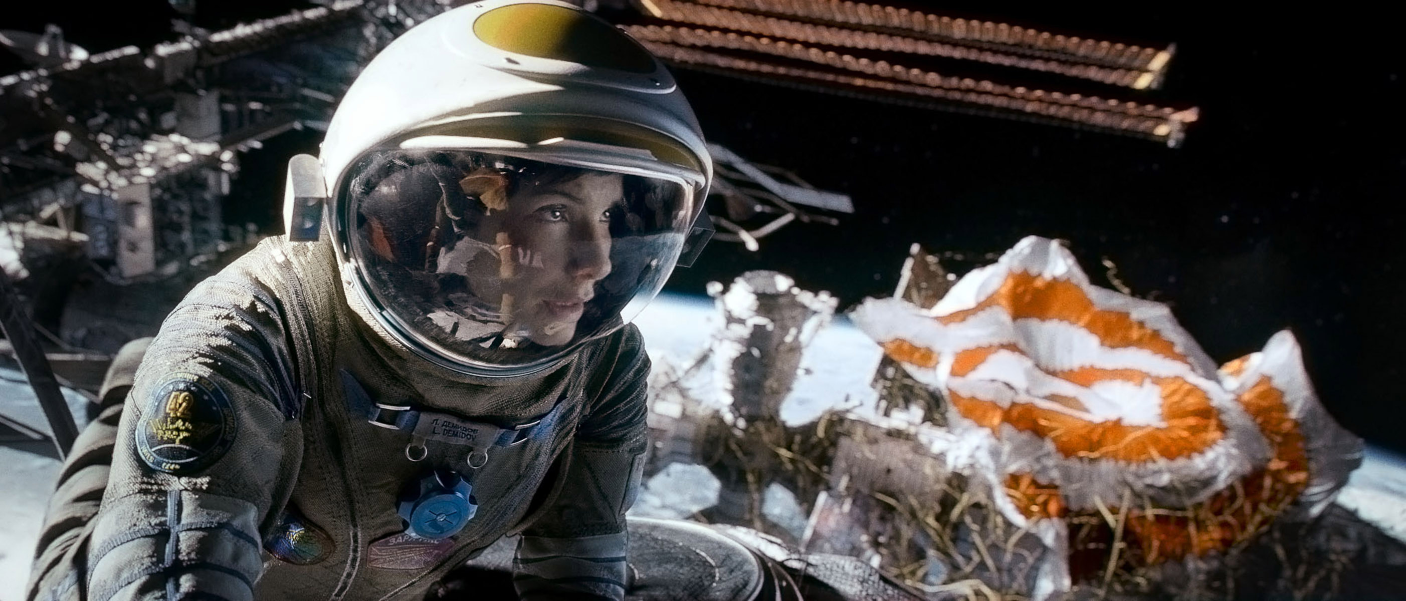 Clean Up Space Junk or Risk Real-Life 'Gravity' Disaster, Lawmakers Say