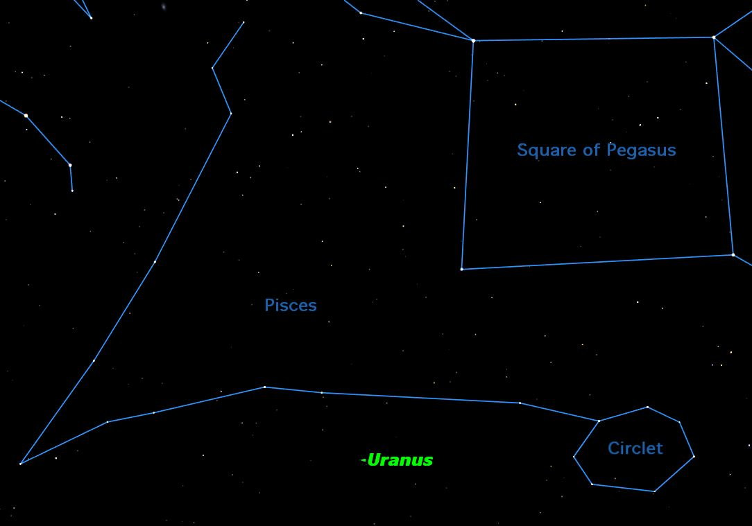 Uranus Shines At Its Best Thursday: How to See It