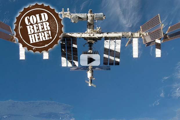 Sixth Grader Creates Microbrewery for Space Station | Video