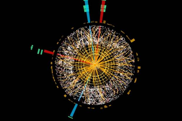 Higgs Boson's Nobel Nod Marks 'Fantastic Day' for Particle Physics