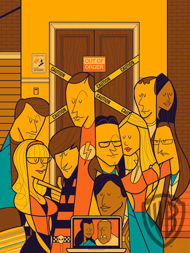 'The Big Bang Geometry' by Ale Giorgini