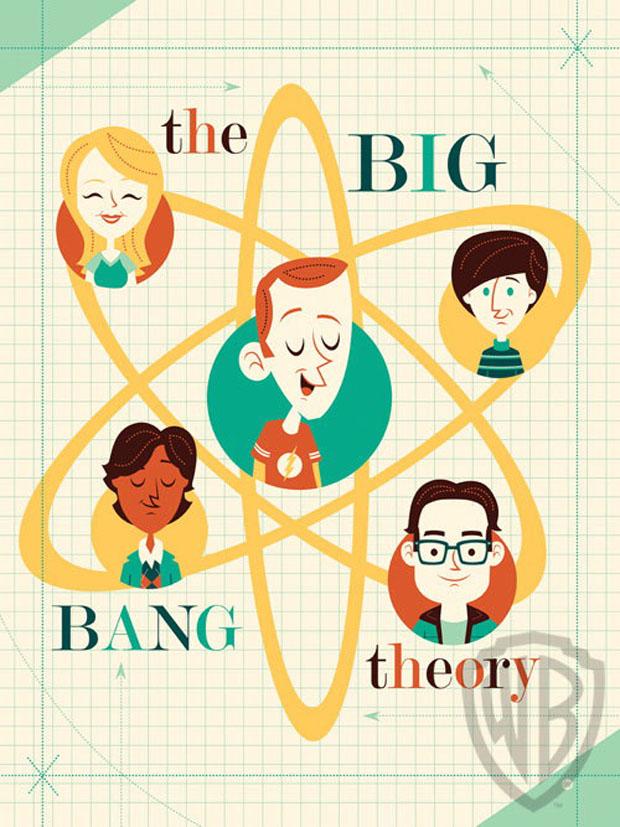 'The Big Bang Theory' by Dave Perillo