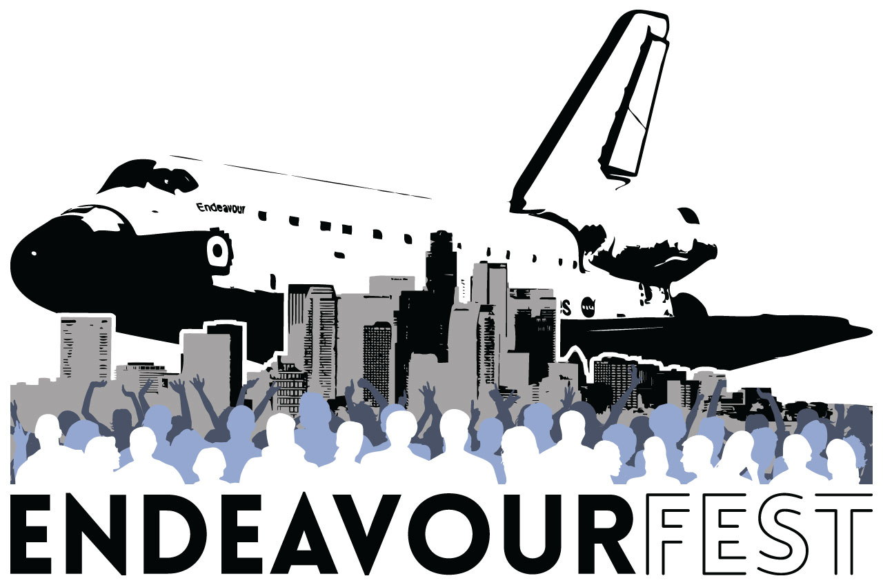 'Endeavour Fest' Celebrates Space Shuttle Exhibit at California Science Center