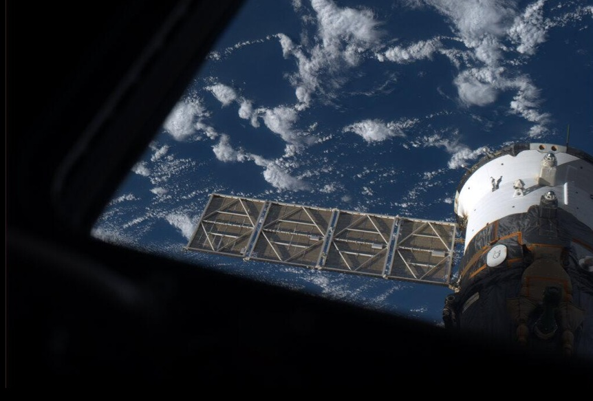 Mike Hopkins Captures Accidental Photo From ISS