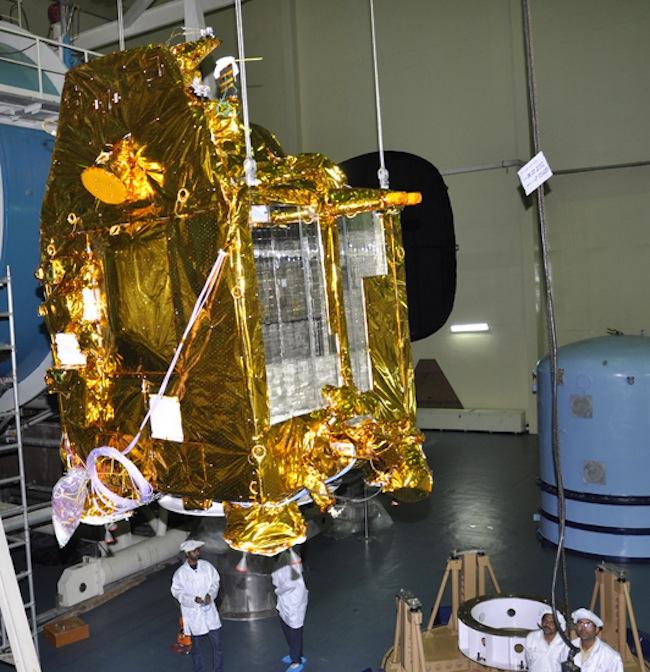 Mars Orbiter Testing