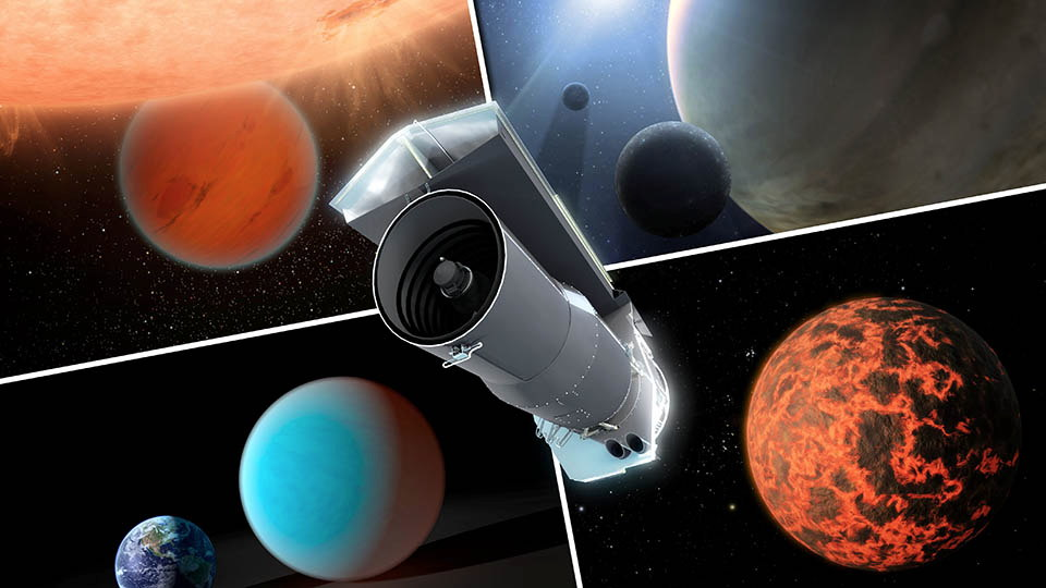 10-Year-Old NASA Space Telescope Now Spying on Alien Planets
