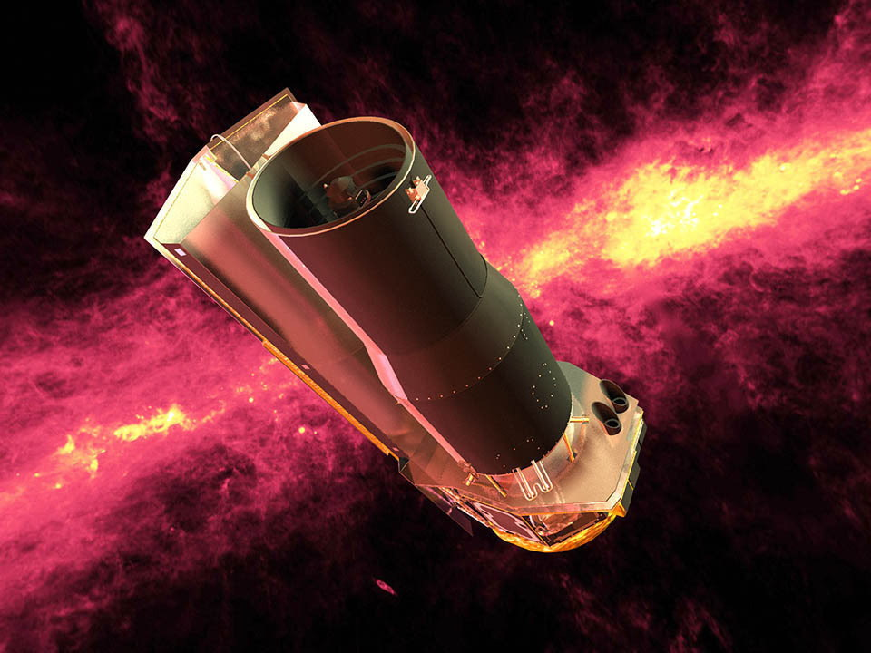 Scientists Finish Last-Ditch Plan to Save Infrared Spitzer Space Telescope