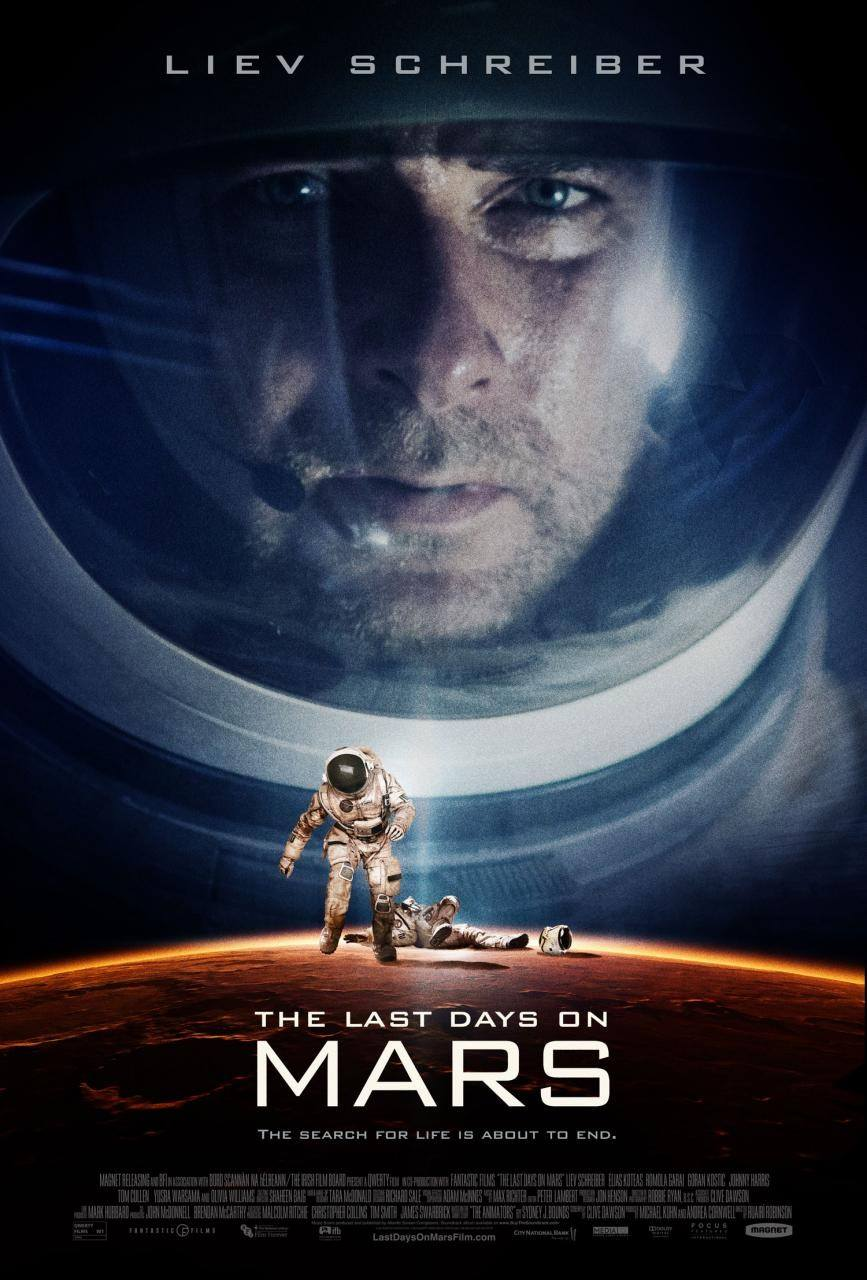 'The Last Days On Mars' Movie Trailer Showcases Future Spaceflight, Horror