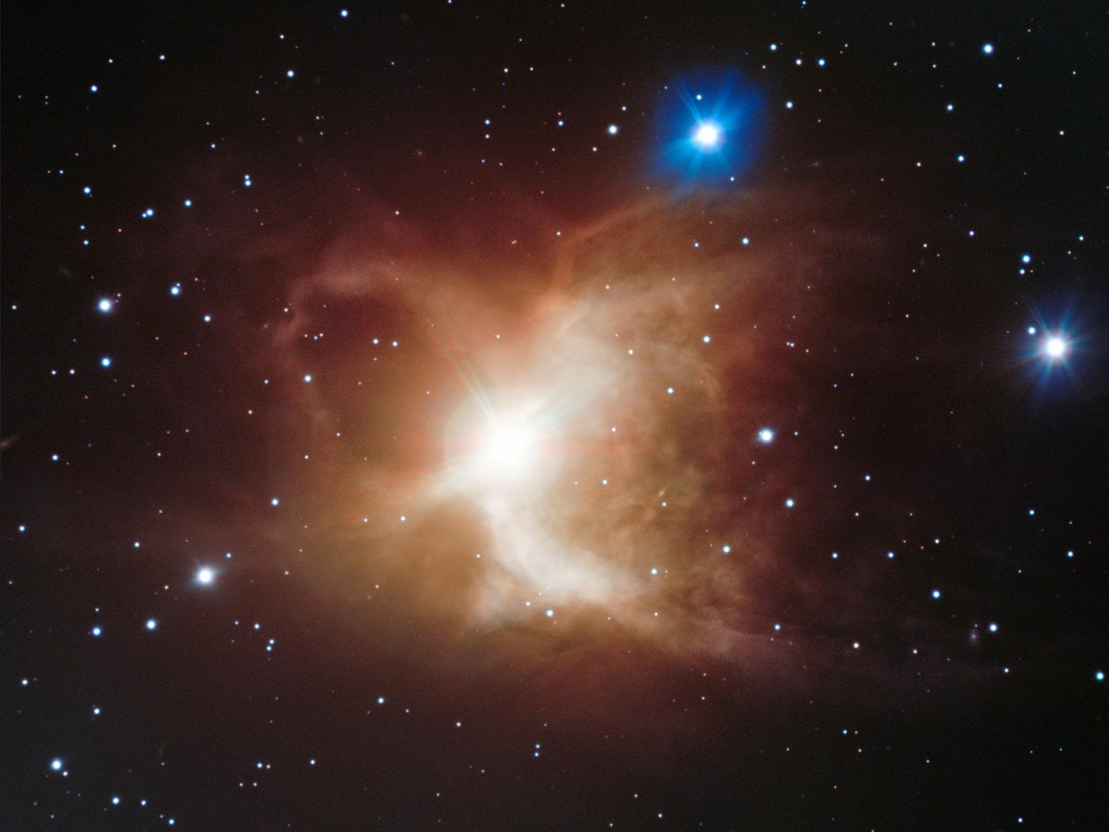 Toby Jug Nebula