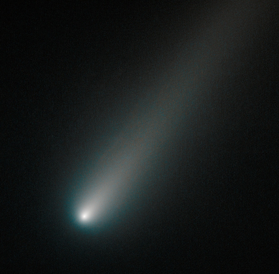 Hubble Photo of Comet ISON from Oct. 9, 2013
