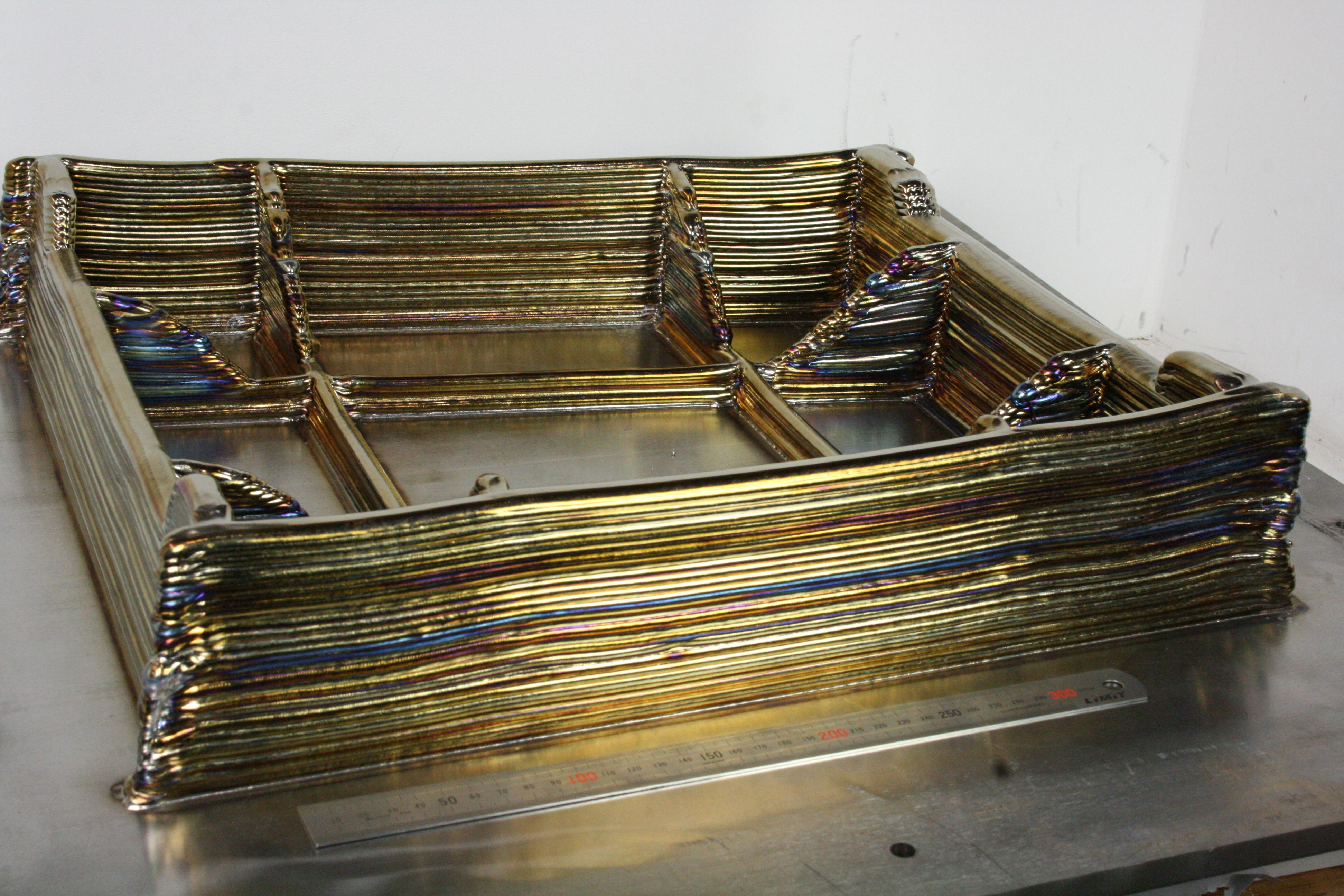Titanium Printed Structure