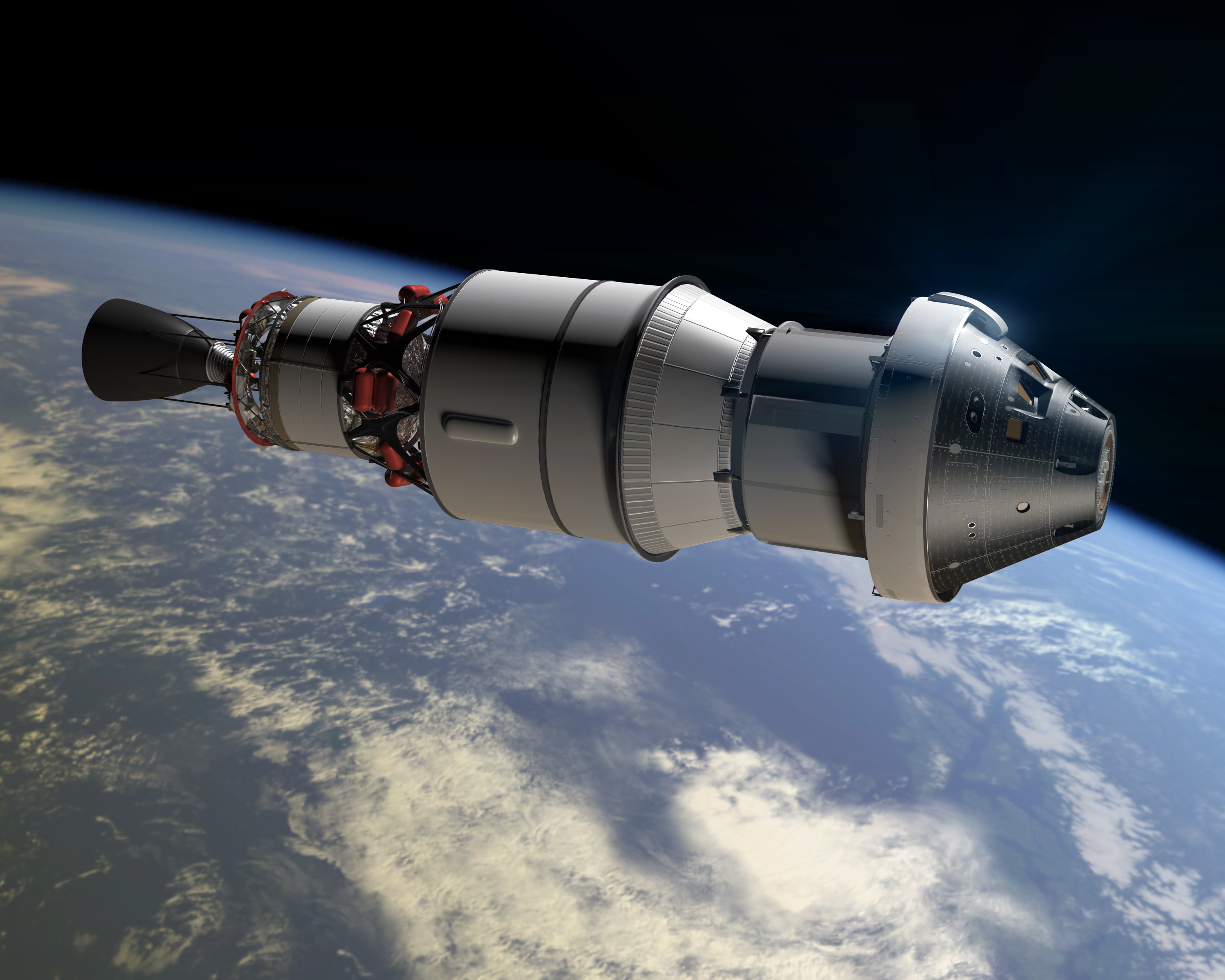 Debut Test Flight Looms for Orion, NASA's Next Manned Spaceship