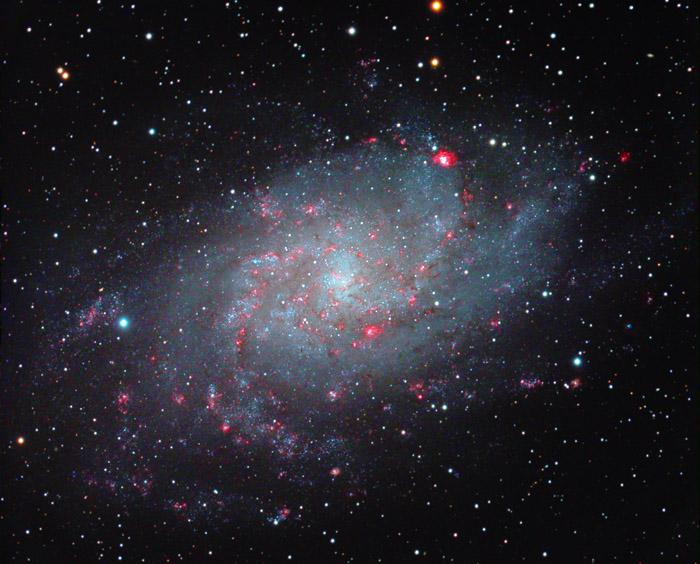M33 by Jeff Johnson