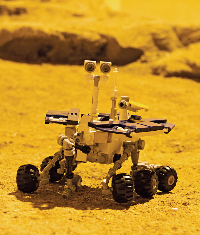 opportunity mars rover timeline - photo #32
