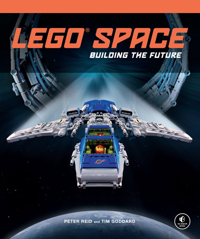 Artists Use LEGOs to Build Vision of Future Spaceflight in New Book (Photos)