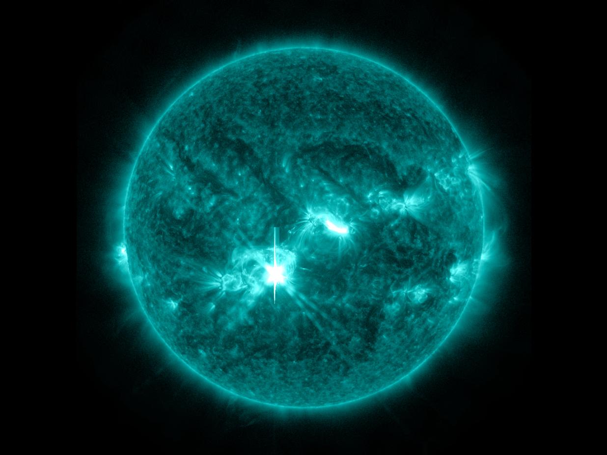 Solar Max: Amazing Sun Storm Photos of 2013