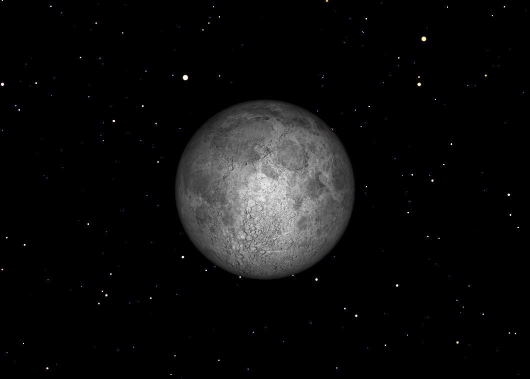 Full Moon, November 2013