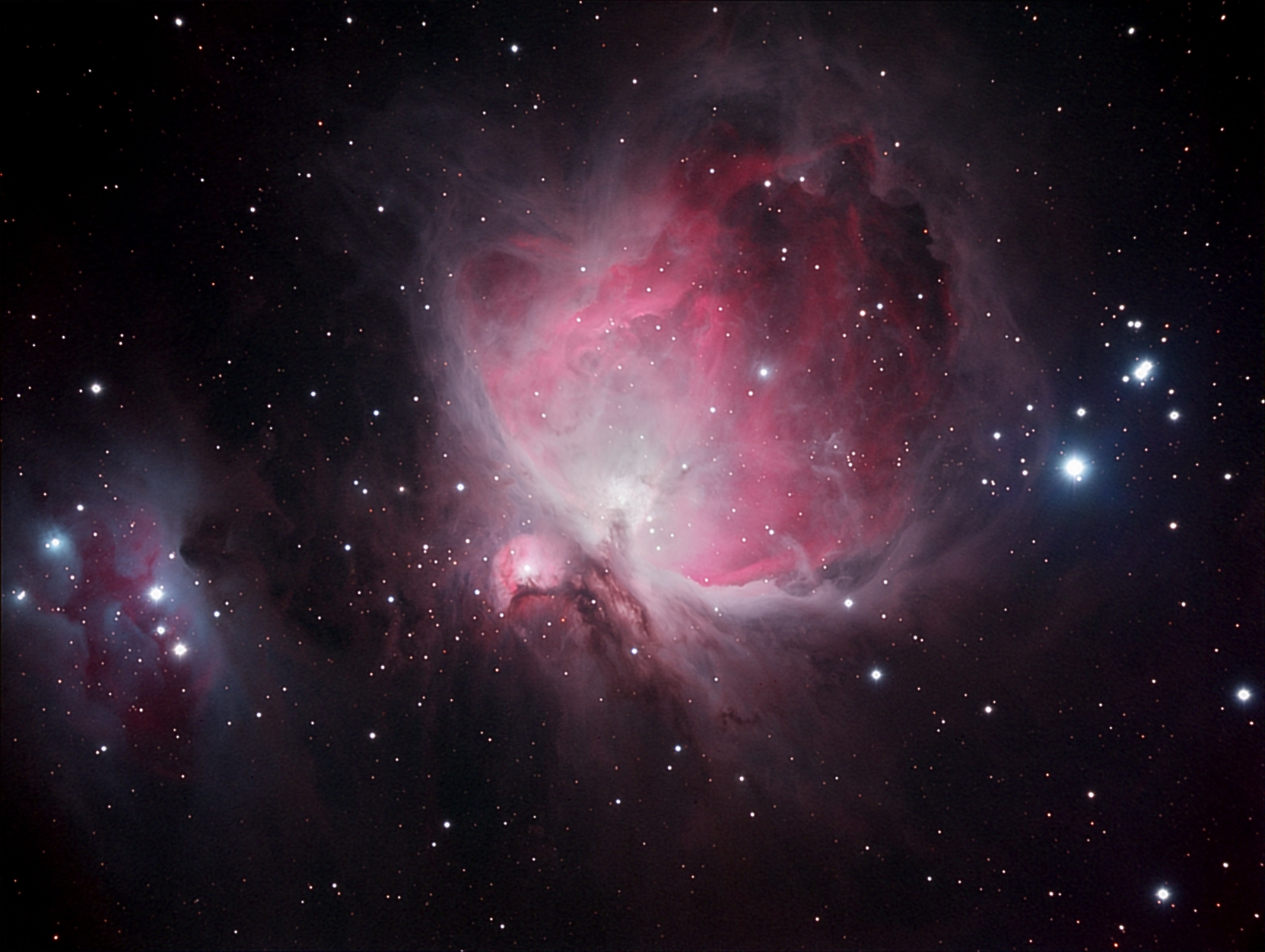Orion Nebula by Brian Davis