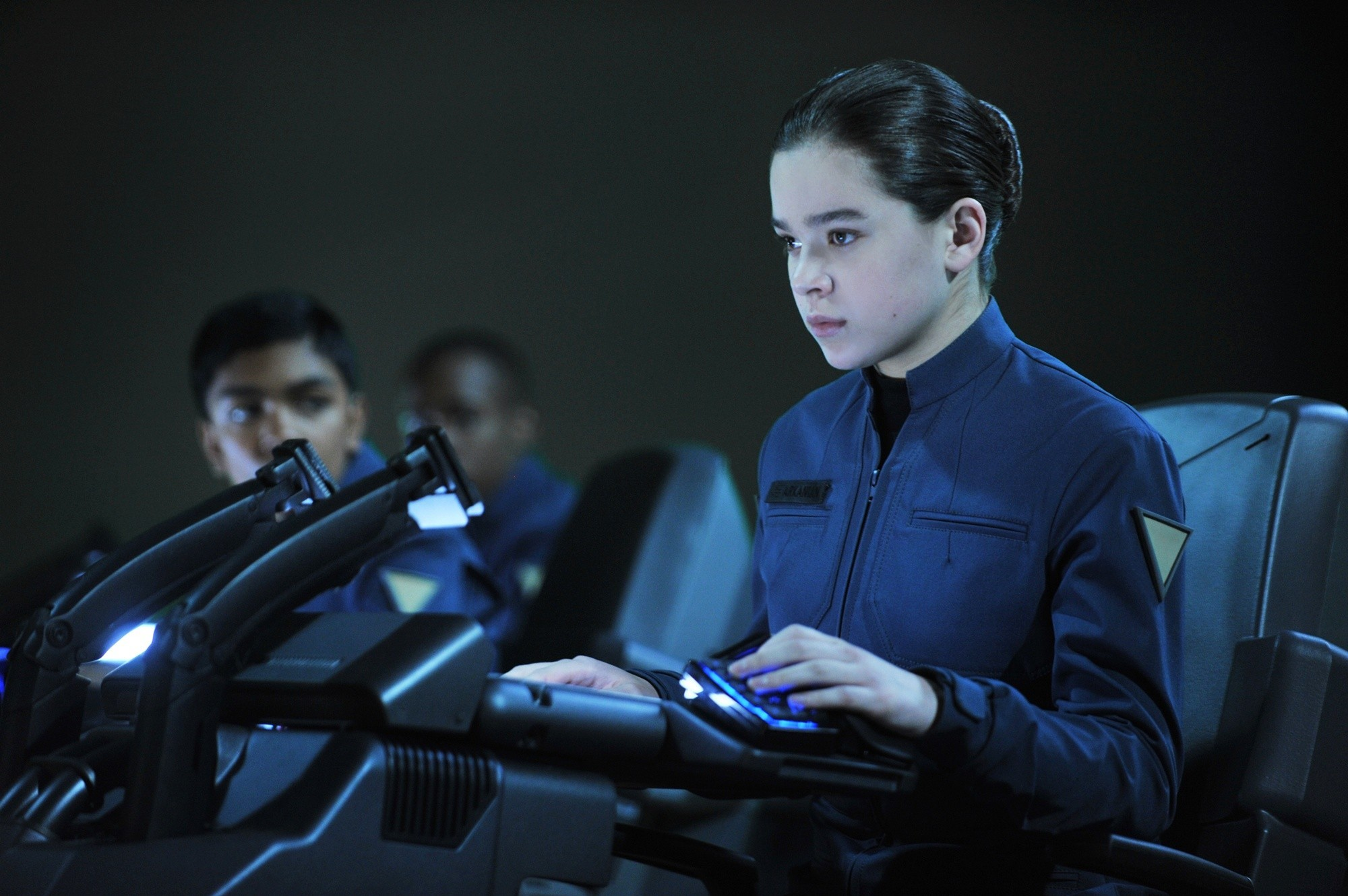 Hailee Steinfeld in 'Ender's Game' Movie Still