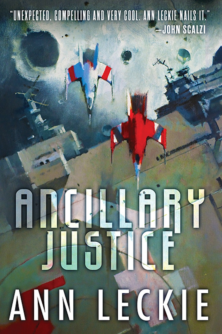 Inside 'Ancillary Justice': Q&A with Sci-Fi Author Ann Leckie