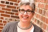 "Ann Leckie, author of ""Ancillary Justice."" Image uploaded Oct. 29."