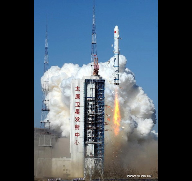 Chinese Surveillance Payload Put in Orbit by Long March 2C
