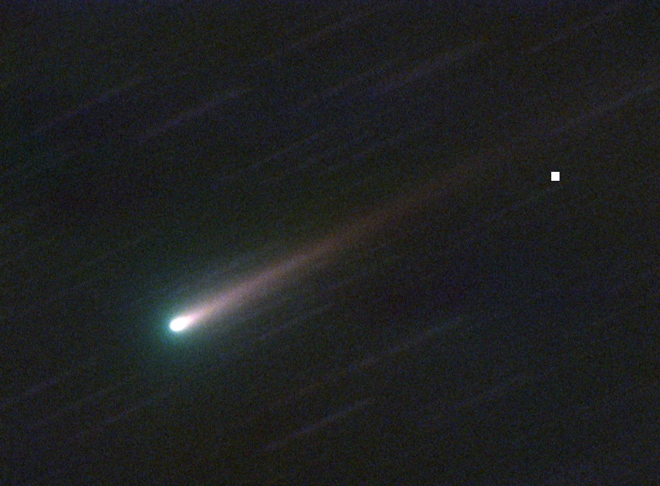 Promising Comet ISON Gives Perplexing Performance En Route to Sun