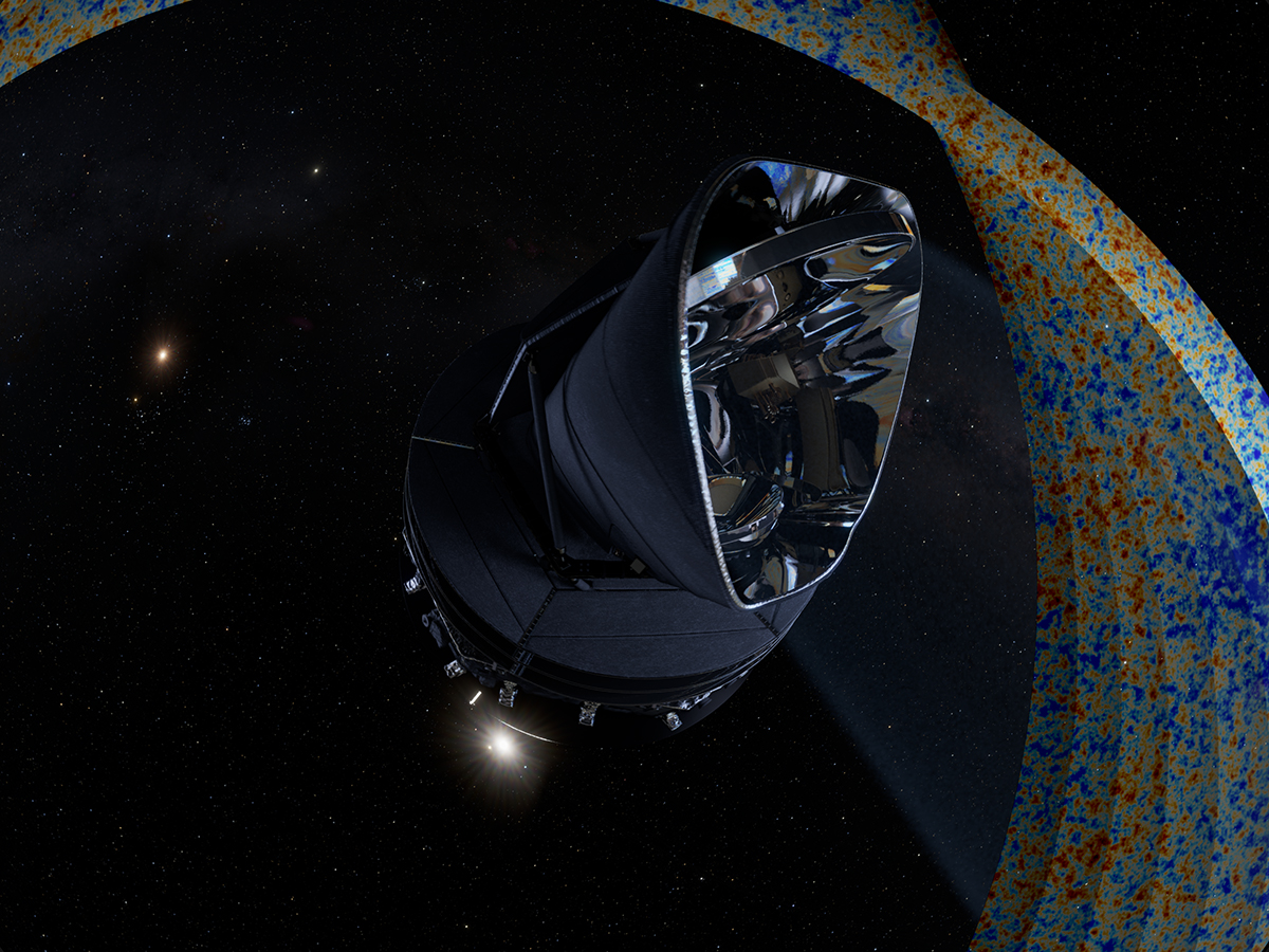 Planck Space Telescope