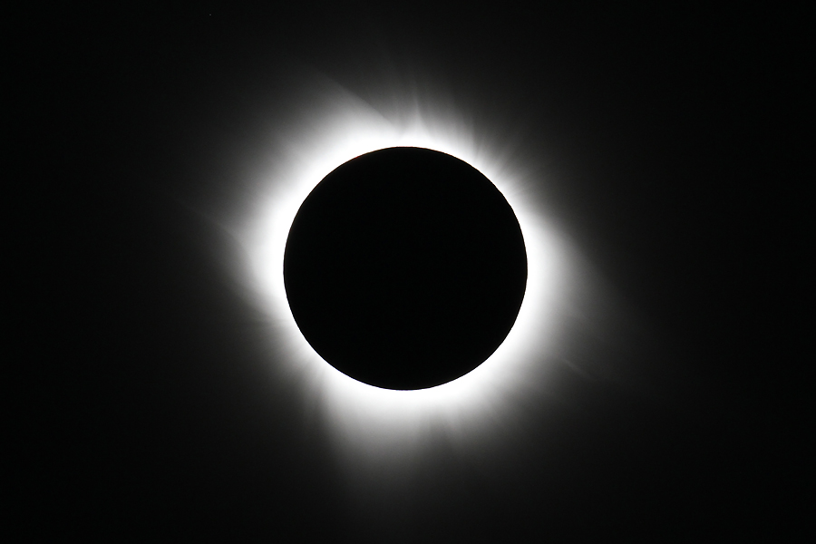 2010 Total Solar Eclipse in the South Pacific