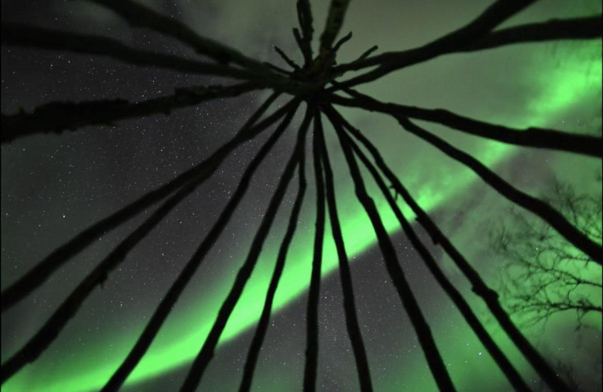 Halloween Aurora in Sweden #2