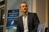 "Chris Hadfield's book, ""An Astronaut's Guide to Life on Earth"" (Little, Brown and Company 2013), hit stores on Oct. 29, 2013."