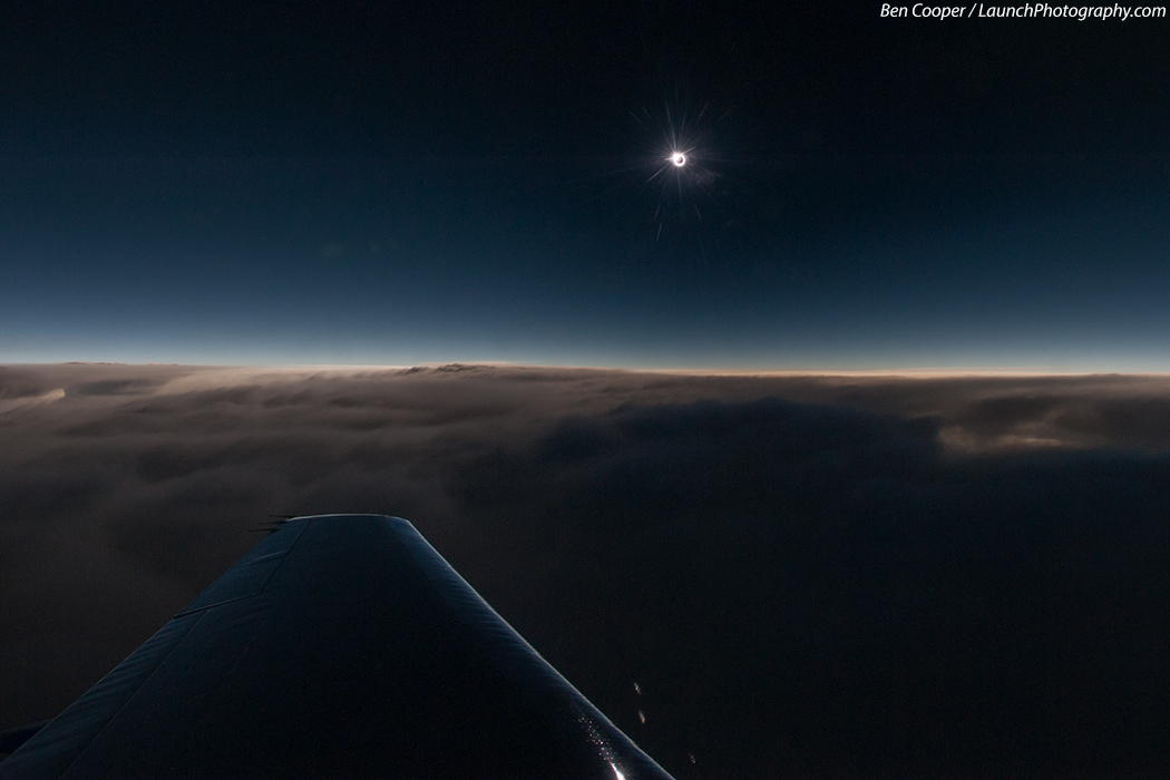 Total Solar Eclipse of 2013: Ben Cooper