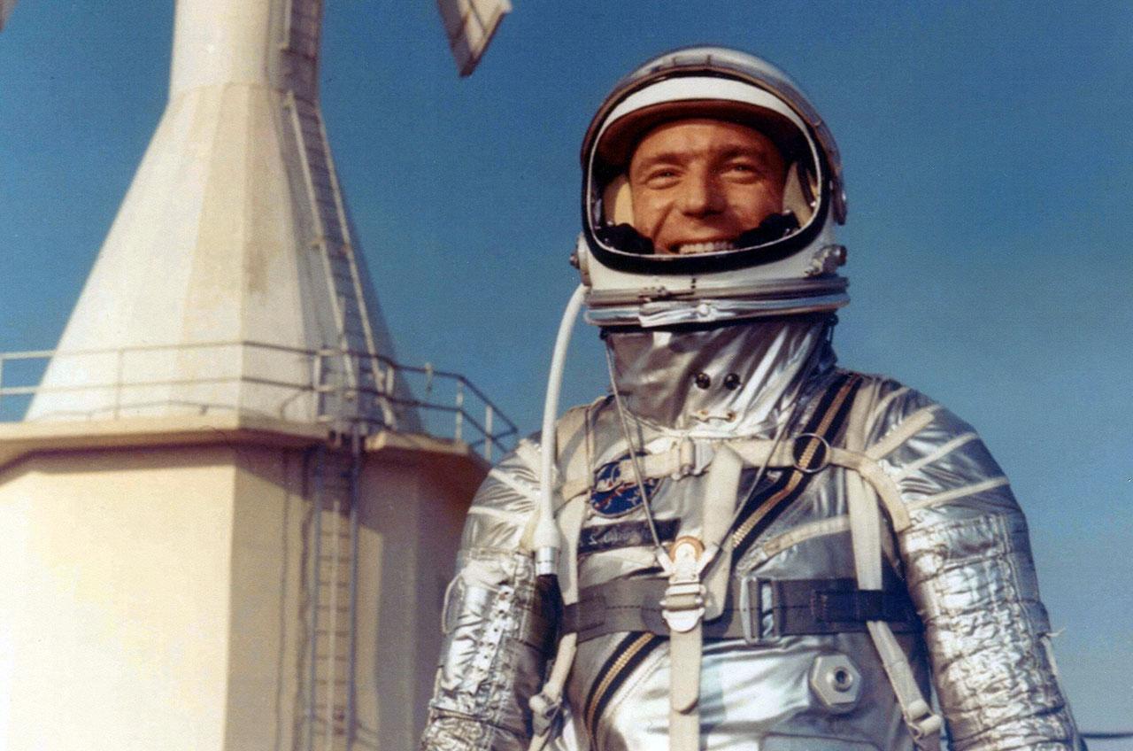 original seven astronauts selected - photo #10