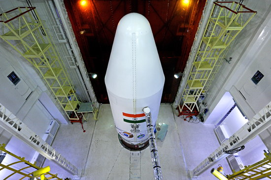 India's Mars Orbiter Mission Readied for Launch